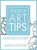 art tutorials instruction examples and tips