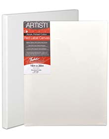 canvas for artists