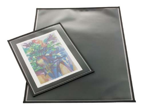 Archival Print Protector 26X32 6 Pack