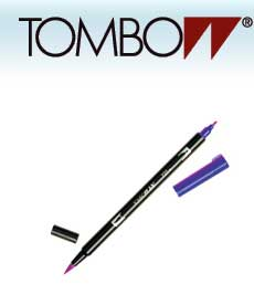 Tombow Dual Brush Pen