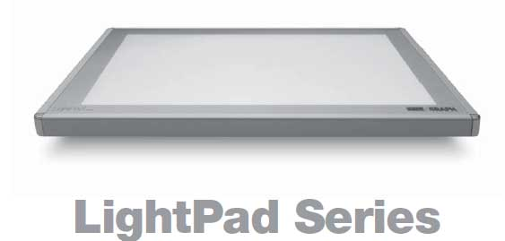 Lightboxes Lightpads