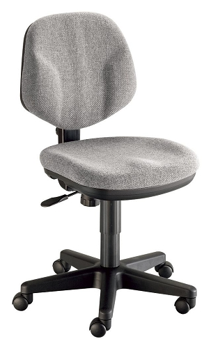 Task Chair- Classic Medium Grey Task Chair