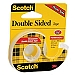 Scotch Double Stick Tape 1/2 Inch X 450 Inch