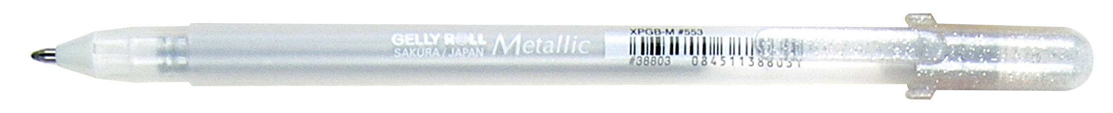 Gelly Roll Silver Metallic Gel Pen