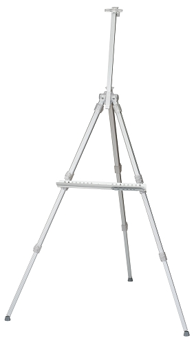 Marquette Classic Silver Aluminum Easel
