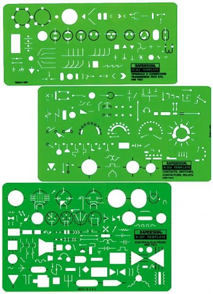 Template electrical electronic 300r alvin art for Electronic checklist template