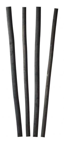Heritage Vine Charcoal Hard 4-Pack Set