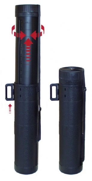 zoom carrying and storage  tube