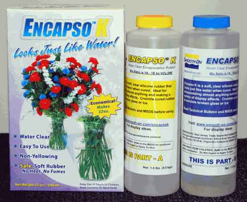 Smooth-On Encapso K, Encapsulation & Display Rubber