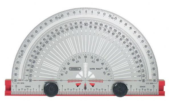 Protractor Ultra 6In