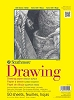 Strathmore 300 Drawing Pad 11X14 Medium Surface