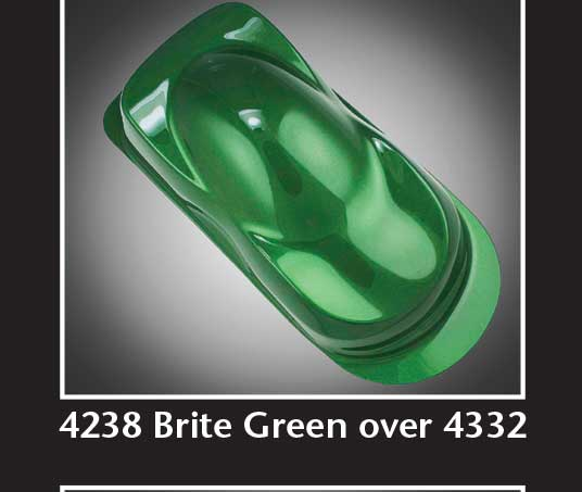 4oz. Createx Auto Air Transparent Brite Green