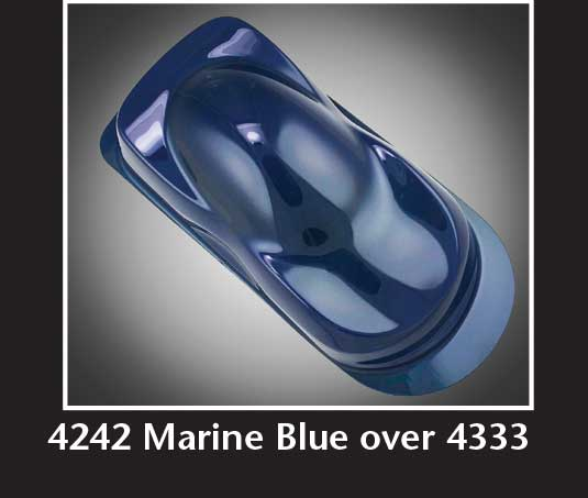32oz. Createx Auto Air Transparent Marine Blue