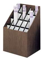 Safco Upright Flat File 20 Slots