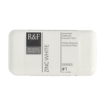 40ml R&F Encaustic Zinc White