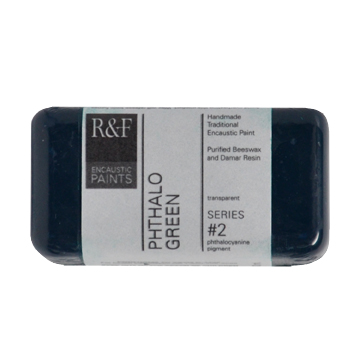 40ml R&F Encaustic Phthalo Blue