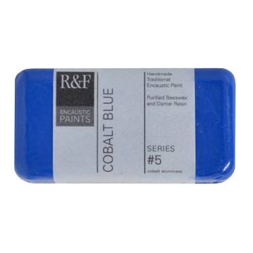 40ml R&F Encaustic Cobalt Blue