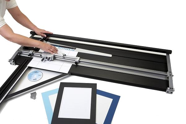Logan 850 Platinum Edge Mat Cutter 40 Inch Logan Graphic