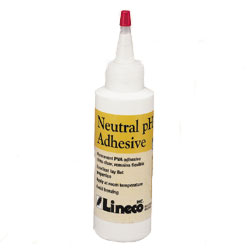 Lineco Neutral Ph Adhesive 8 oz Bottle