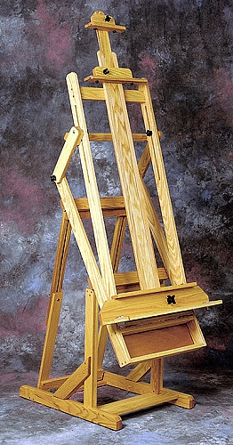European Oak Studio Easel by BEST