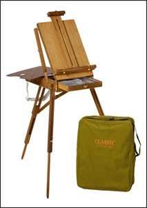 Jullian Classic Full Size French Sketch Box Easel