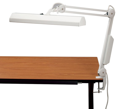 Fluorescent Task Light White