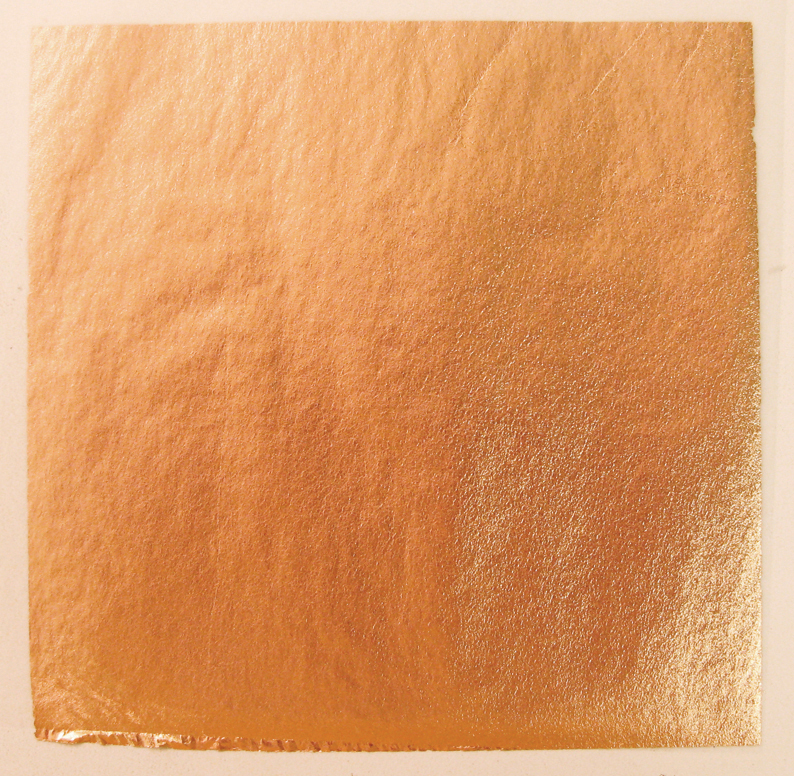 Simple Leaf Sheets Genuine Copper 18 pack