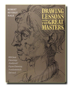 Book-Drawing Lessons From The Great Masters