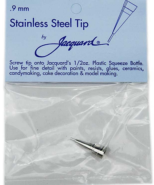 Jacquard Stainless Steel Tip 9mm
