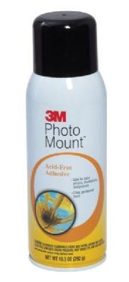 3M Photo Mount 10.3 oz