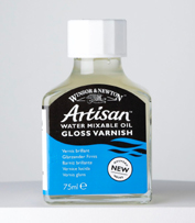 Gloss Varnish-75ml Bottle