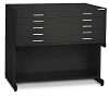 Mayline High Base For 37 Inch C Flat File Black