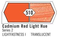 Liquitex Basics Matte 75ml Tube Cadmium Red Light Hue