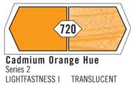 Liquitex Basics Matte 75ml Tube Cadmium Orange Hue