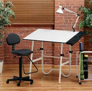 Alvin Drafting Tables