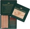 Faber Castell Studio Metal Tin Set