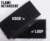 Halco Flame Retardent Self Stick Loop 3/4 inch x 27.5 yards