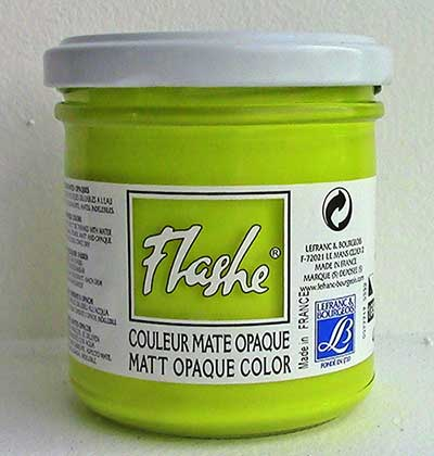 Flashe Matte Vinyl Colors