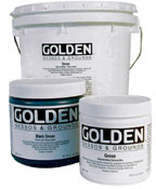Golden White Gesso 8 oz