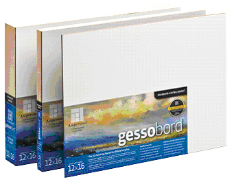 Gessobord Flat 6X6 4 pack