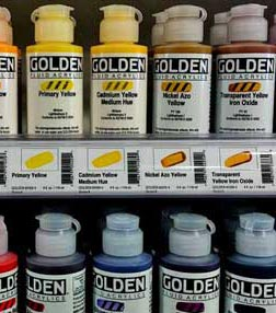 Golden Fluid Acrylic Paint