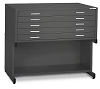 Mayline High Base For 37 Inch C Flat File Grey