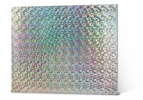 Color Foamcore Board 20 x 30 x 3/16 Holographic 10 pack