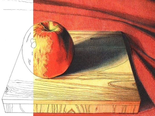 Introduction to Color Pencils 4 Week Session