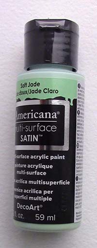 American Multi-Surface Acrylics 2 oz. Soft Jade
