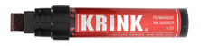 KRINK K51 JUMBO PERMANENT INK MARKER 30ML RED