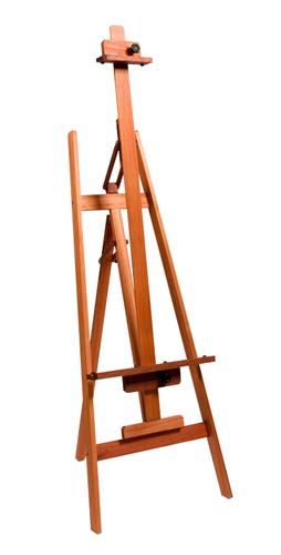 Mantoya Lyptus Wood Easel