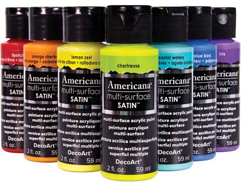 Americana Multi-surface Acrylic Paint