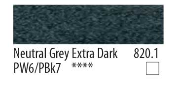 Panpastel Neutral Grey Extra Dark 1