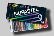 Nupastel Set 96 Piece Assorted Colors